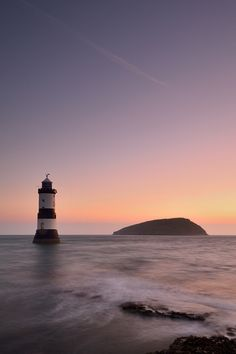 Penmon Lighthouse by Dave Kiddle, via - Penmon, Anglesey. Beacon Of Hope, Beacon Of Light, Anglesey, Light House, Luxury Yachts, Travelogue, Travel Abroad, Sunrise, Beautiful Pictures