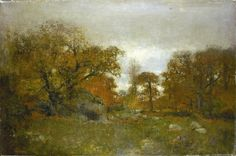 Toamna La Fontainebleau - Nicolae Grigorescu Creative Skills, Interesting History, Modernism, Countries Of The World, Landscape Paintings, Landscapes, Painting Inspiration, Romania, Art History