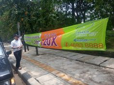 Penertiban Reklame Kain/Spanduk di Jalan Perintis Kemerdekaan wilayah Kelapa Gading