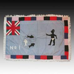 Frankaa, or Asafo military flag