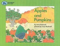 Apples and pumpkins...children's book
