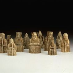 Found on Lewis in 1831, the Lewis Chessmen are probably the most well-known archaeological find from Scotland.