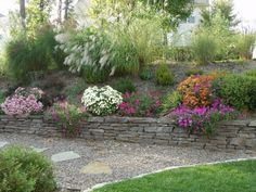 grava decorativa para jardines
