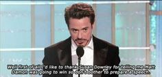 RDJ everyone.