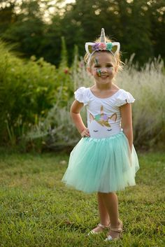 Toddler Unicorn Costume Baby Unicorn Outfit Unicorn