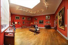 Le musée national Eugène-Delacroix, Atelier du Peintre, Place de Furstemberg, Saint Germain des Prés, Paris, France |