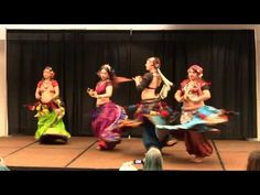 Red Lotus Bellydance at Cues and Tattoos 2013. WOW!  they did some really complex stuff here. Exciting.
