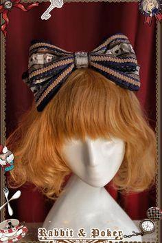 Infanta Rabbit&Poker Headbow