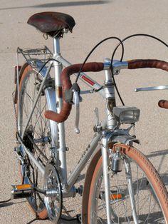Rare vintage bicycle Mirage 70's