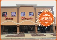 We couldn't be more thrilled to open our 430th store in New Jersey, USA! India's leading Celebration Wear is reaching far and out. #ThankYou