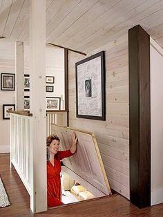 5 Eye-Opening Useful Ideas: Attic Balcony Modern old attic victorian.Attic Design Libraries attic staircase in closet. Attic Bedroom Small, Attic Playroom, Attic Spaces, Attic Bathroom, Attic Office, Attic Closet, Bathroom Plans, Futon Bedroom, Attic Library