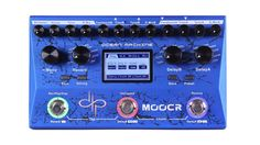 Mooer officially launches Devin Townsend Ocean Machine delay reverb and looper effects pedal