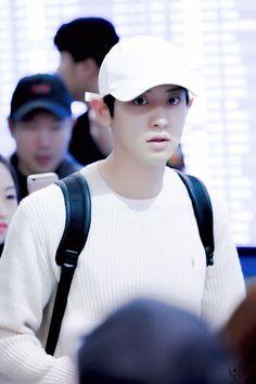161014 Incheon Airport  #Chanyeol