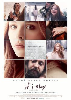 If I stay, Gayle Forman, book to movie, book quote, Delicious Reads