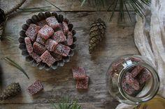 Vanilla&Staubzucker: Quince candies - Caramelle di mela cotogna – Bomboni od dunja