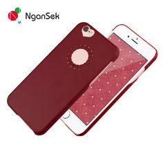 Hard Case for iphone SE 6s Plus 6s phone back cover for apple 6s 6 5s 5 4s 4 Phone case Candy Heart Flower mobile accessories