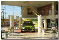 auto showroom balloon decor | ... decoration, Balloon Decoration Service, balloon decorations, balloon