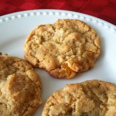Chewy Apricot Cardamom Cookies Recipe   Just A Pinch Recipes