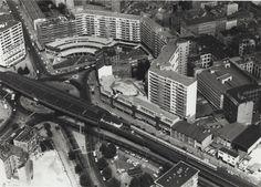 1976 Das Kottbusser Tor Berlin-Kreuzberg