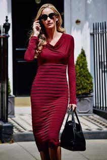 Hello beautiful, modest dresses for tall women! Tall Dresses for Tall Women at Long Tall Sally USA