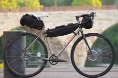 Vaya Traveler 1x9 with retroshift. Maybe the coolest bike ever?