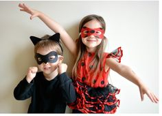 Veja idéias para organizar uma festinha de aniversário com o tema dos novos personagens que são paixão das crianças: LadyBug e ChatNoir