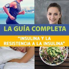 TU SALUD Y BIENESTAR : Insulina Y La Resistencia A La Insulina – Tu Guía ...