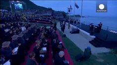 Turquía, Australia y Nueva Zelanda celebran el centenario de la batalla de Galípoli