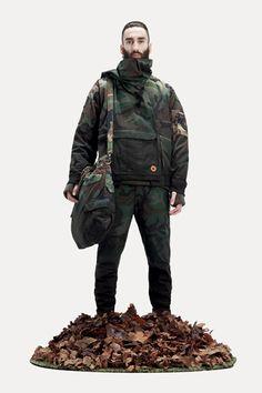 "Maharishi FW13 ""Pacifist Prepper"" Collection"