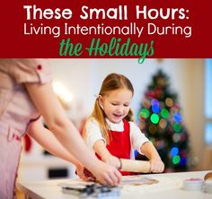 Must read--so good, so good....at any time of year. These Small Hours