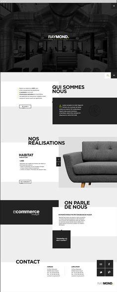 Raymond Interactive on Web Design Served