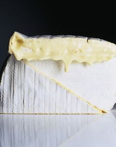 BRIE-You like to take it slow and savor the moment. We only get one shot to live, so why not indulge, right? You also really love crackers.