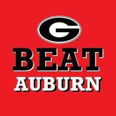 Beat Auburn!!