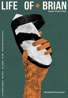 Life of Brian, by Jakub Zasada #jakubzasada #lifeofbrianprint