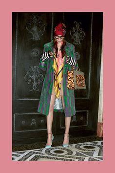 Discover GUCCI Pre Fall 2016 Women's Collection