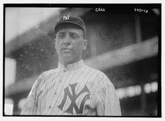 Birdie Cree, New York Yankees AL baseball 1915