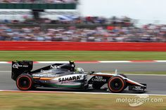 2015 Sergio Perez, Sahara Force India F1 VJM08