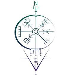 vegvisir tattoo - Google Search