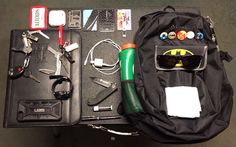 Going to Work  submitted by Austin  UAG Case iPhone 6  Armitron Men's Sport Black Round Watch  Chevorlet Key  Nite Ize DoohicKey QuicKey Stainless  SOG KEY102-CP  Gerber 22-41122 STL 2.0  IVY Design FLEXTOOL 10-in-one Keychain Multitool  Nite Ize KMT-01-R3 DoohicKey Keychain Multi-Tool Black  Texas Tech Black Leather Portfolio  Altoids Curiously Strong Mints Peppermint 1.76-Ounce Tins  Apple EarPods with Remote and Mic  Credit Card Multitool Pocket Tool Kit  Nite Ize FMT-01-R7 Financial Tool…