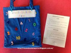 Rincón de una maestra: Juegos matemáticos viajeros 5 años