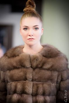 PARYSFURS.PL SABLE COAT