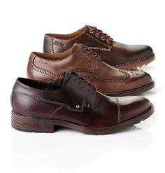 Clarks USA Fall 2013 Sneak Peek | Men's oxfords | Men's wing-tips | Men's cap-toe shoes