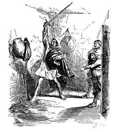 Dom Quixote, William Hogarth, Illustration Art, Artist, Campaign, Content, Medium, World, Stains