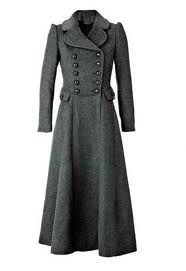 long grey military coat - Google Search