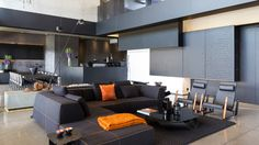 ♥ Kloof Road House by Nico van der Meulen Architects and M Square Lifestyle Design