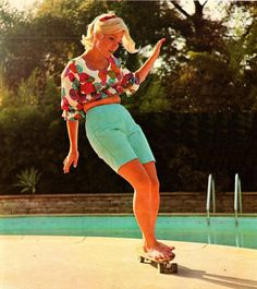 Patti Mcgee Skateboarder Cover