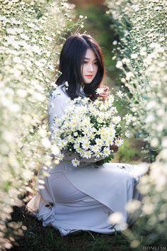 Korean Beauty Girls, Asian Beauty, Ao Dai, Cute Girl Pic, Cute Girls, Beautiful Vietnam, Vietnam Girl, Student Fashion, Cute Beauty