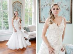 Classic Pronovias Bridal Gowns From The Wedding Dress Shoppe