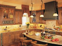 Great Tuscan Kitchen Ideas Design