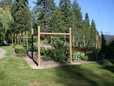 How to build garden fences, retaining walls, and more